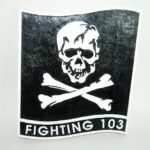 VF-103 Jolly Rogers Plaque