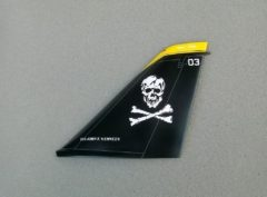 VF-103 Jolly Rogers F-14 Tail Flash