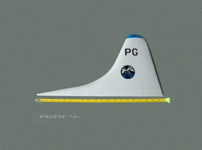 VP-65 Tridents P-3 Tail Flash