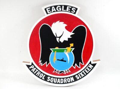 VP-16 War Eagles PlaqueVP-16 War Eagles Plaque
