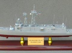 USS McClusky OHP  Class Frigate