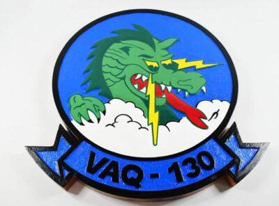 VAQ-130 Zappers Plaque