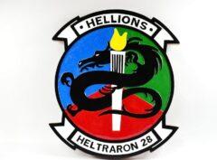 HT-28 Hellions Plaque