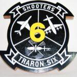 VT-6 Shooters Plaque