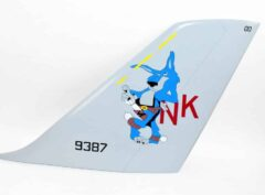 VS-35 Blue Wolves S-3 Tail
