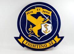 VF-32 Swordsman Plaque