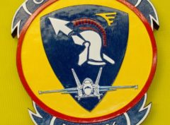 VFA-106 Gladiators Plaque