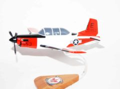 VT-3 Red Knights T-34C (Marines) Model