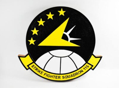 VFA-115 Eagles Plaque