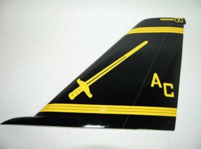 VF-32 Swordsmen F-14 Tail