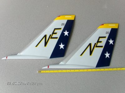 VF-2 Bounty Hunters F-14 Tail