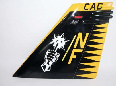 VFA-27 Royal Maces Tail