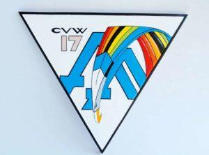 CVW-17 Plaque