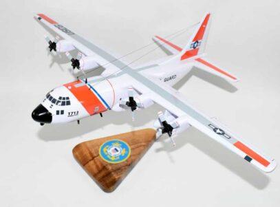 Coast Guard 1701 Barbers Point C-130H Model