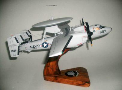 VAW-120 Greyhawks E-2c Hawkeye