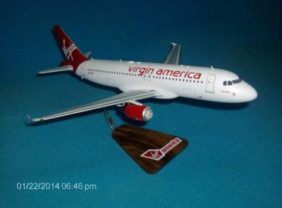 Virgin Airlines A320
