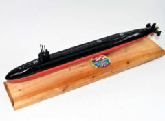 USS Alabama SSBN-731 Submarine Model