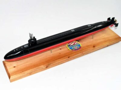 USS Alabama SSBN-731 Submarine Model