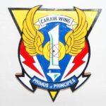 CVW-1 Plaque
