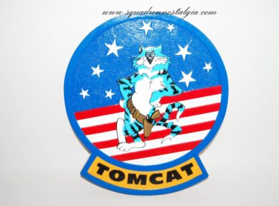Tomcat Plaque