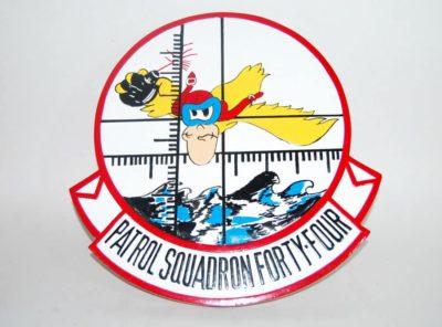 VP-44 Golden Pelicans Plaque