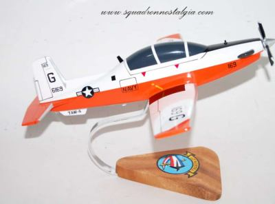 VT-27 Boomers (Navy) T-6b Model
