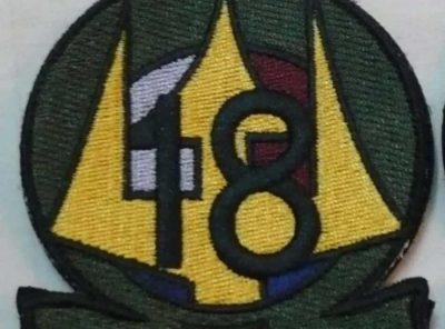 HT-18 Shoulder Patch Green