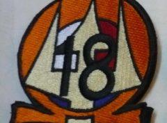 HT-18 Shoulder Patch Orange