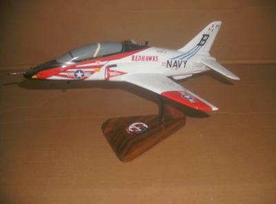 VT-21 RedHawks T-45 Model