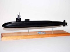 USS Georgia (SSGN-729) Submarine Model