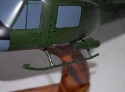 HAL-4 Red Wolves HH-1k Model
