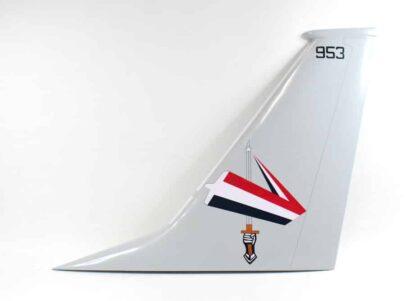 VX-20 P-8a Tailflash