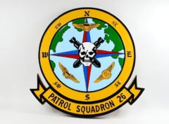 VP-26 Tridents Plaque
