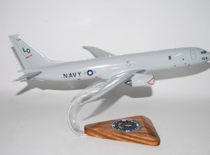 VP-10 Red Lancers P-8a Poseidon Model
