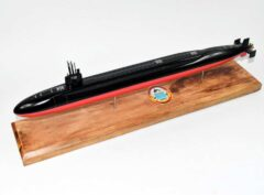 USS Alaska SSBN-732 Submarine Model