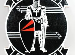VF-154 Black Knights Plaque