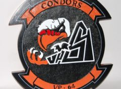 VP-64 Condors' Plaque