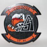 VP-64 Condors' Plaque
