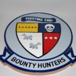 VFA-2 Bounty Hunters Plaque