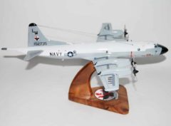 VP-68 Blackhawks P-3b Model