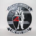 VF-154 Black Knights Plaque