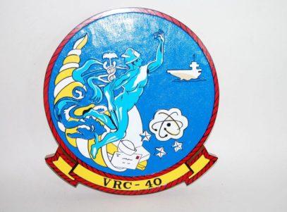 VRC-40 Rawhides (older logo)