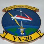 VX-20 Plaque