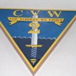 CVW-2 plaque