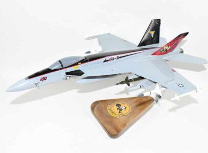 VFA-31 Tomcatters F/A-18E Model