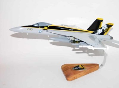 VFA-27 Royal Maces F/A-18E Model