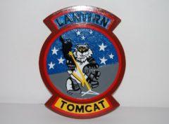 Tomcat LANTIRN Plaque