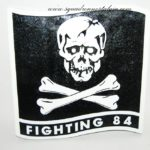 VF-84 Jolly Rogers Plaque