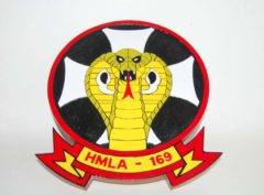 HLMA-169 Vipers Plaque