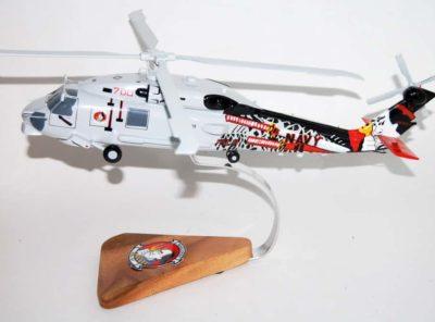 HSL-51 Warlords SH-60B (2011) Model